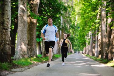 Genk loopt: Dr. Leonie Geukens (fysische geneeskunde) geeft tips