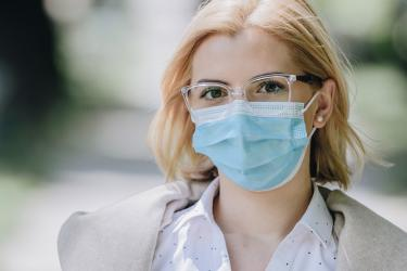 Tips voor spreken met mondmasker