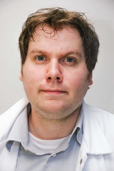 Dr. David Ruttens