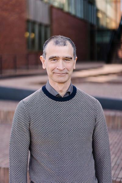 Dr. Gregg Van De Putte