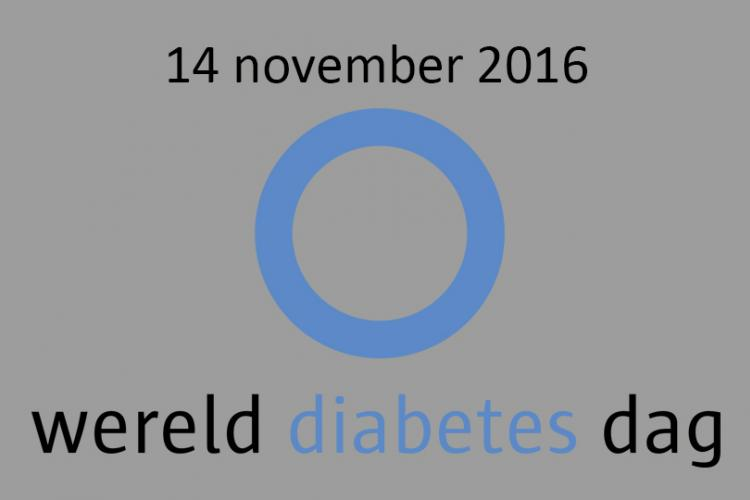 Wereld Diabetes Dag 2016 - Unite for diabetes