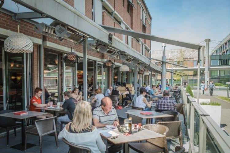Bar Bouffe tijdelijk gesloten voor renovatiewerken (16/08-27/08)