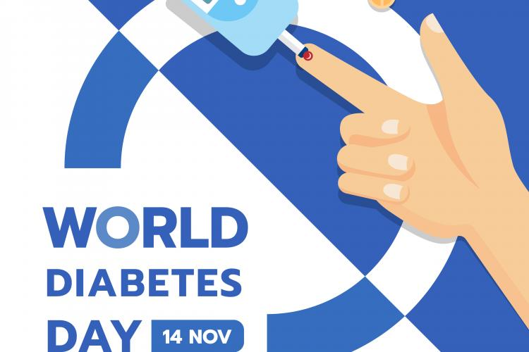 Wereld Diabetes Dag: diabeteskennistest in het ZOL