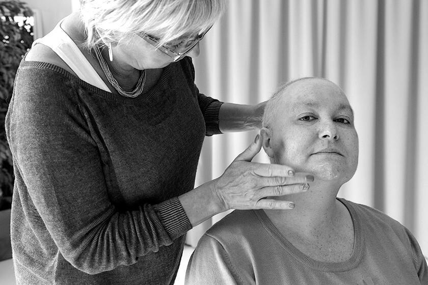 Infosessie voor kankerpatiënten - Look good feel better