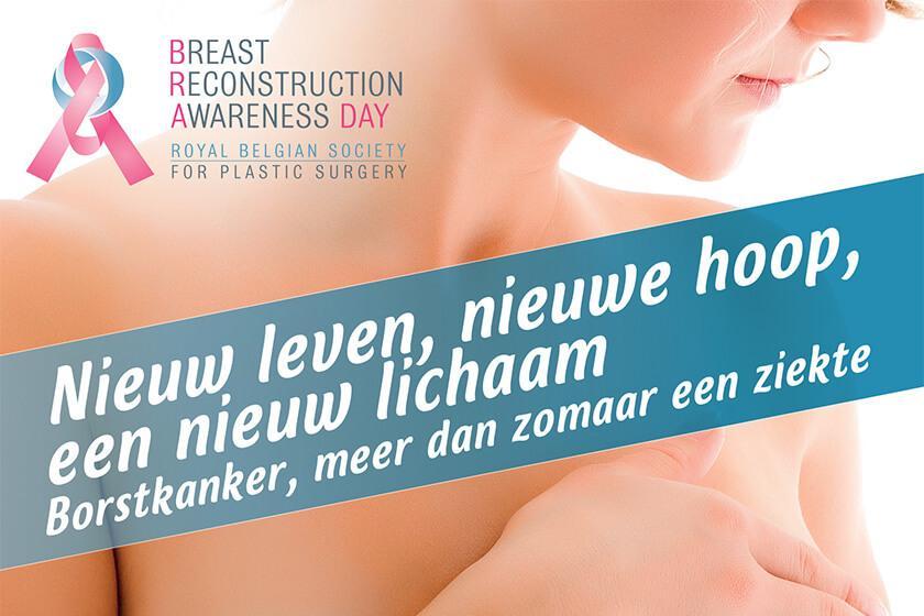 Mini-symposium over borstreconstructie in het kader van BRA Day