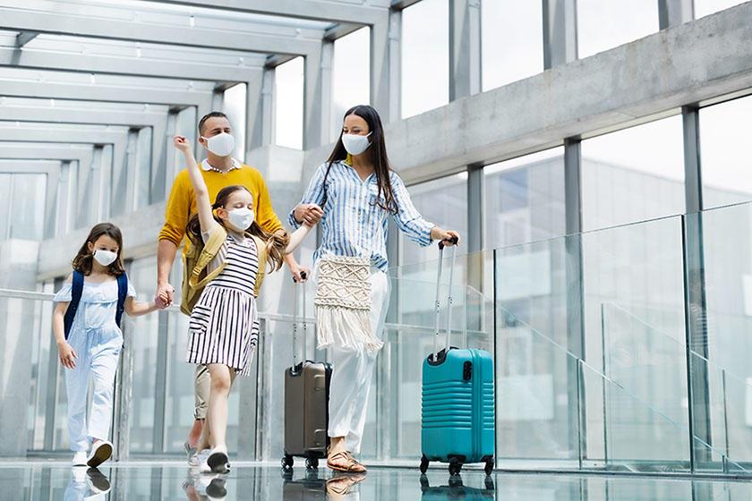 COVID-19 screening voor vertrekkende reizigers
