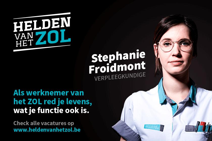 Nieuwe wervingscampagne 'Helden van het ZOL'