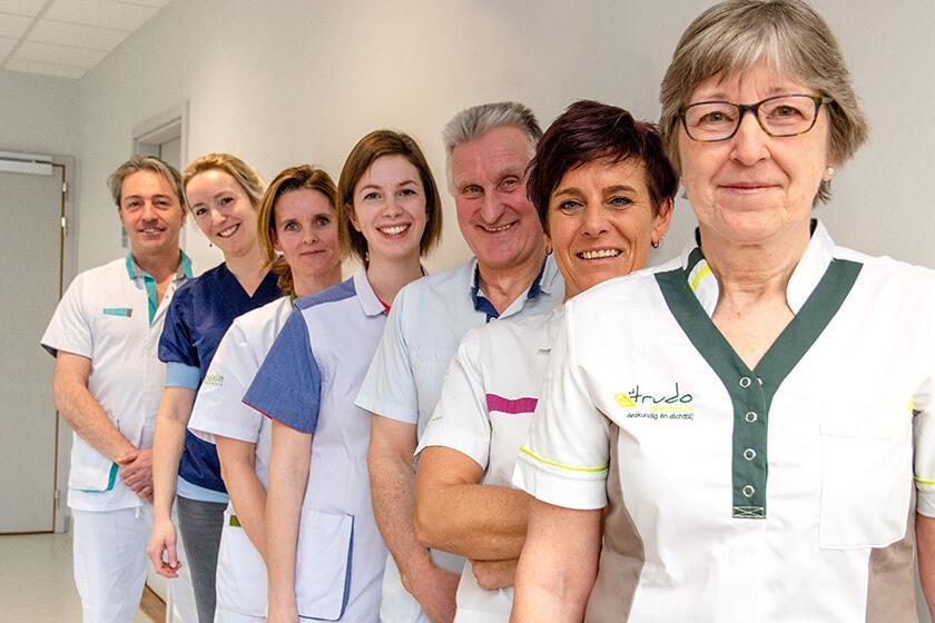 Limburgse Pijnverpleegkundigen slaan de handen in mekaar