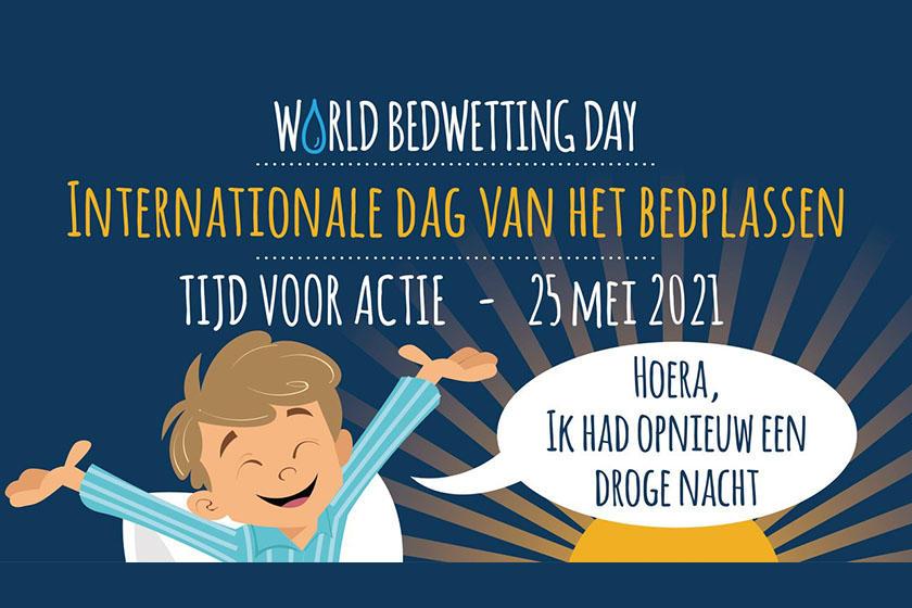 'Internationale dag van het bedplassen': extra aandacht voor deze medische aandoening