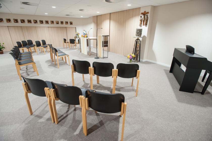 Nieuwe gebedsruimtes officieel ingehuldigd
