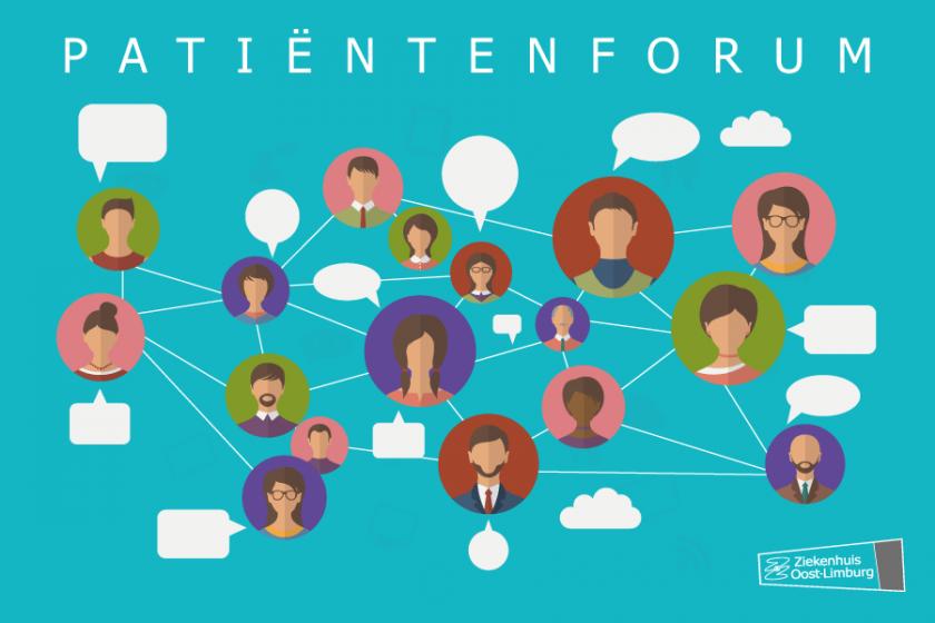 Patiëntenforum zoekt enthousiaste leden