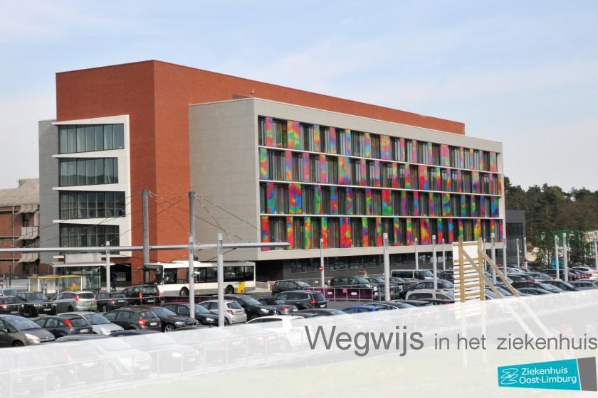 Wegwijs in het ziekenhuis: parking en openbaar vervoer