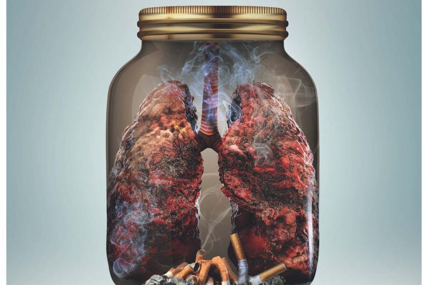 31 mei Werelddag tegen Tabak