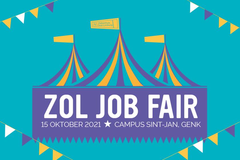 ZOL JOB FAIR, 15 oktober 2021
