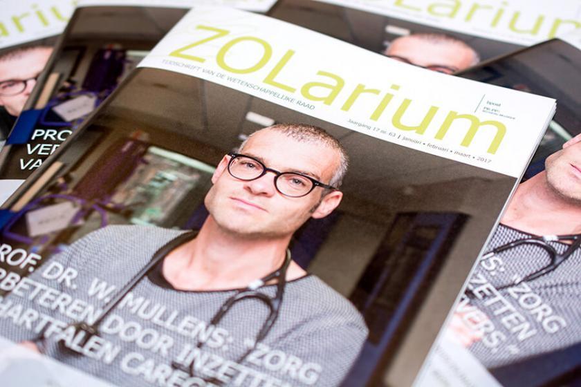 Nieuwste editie ZOLarium